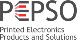 Logo Pepso, Printed Electronics Products and Solutions